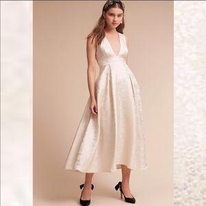 SAU Aria Wedding Gown- Anthropologie